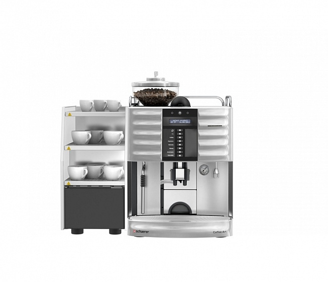 Кофемашина Schaerer Coffee Art Plus