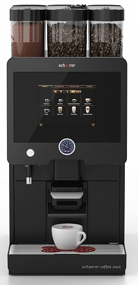 Кофемашина Schaerer Coffee Soul